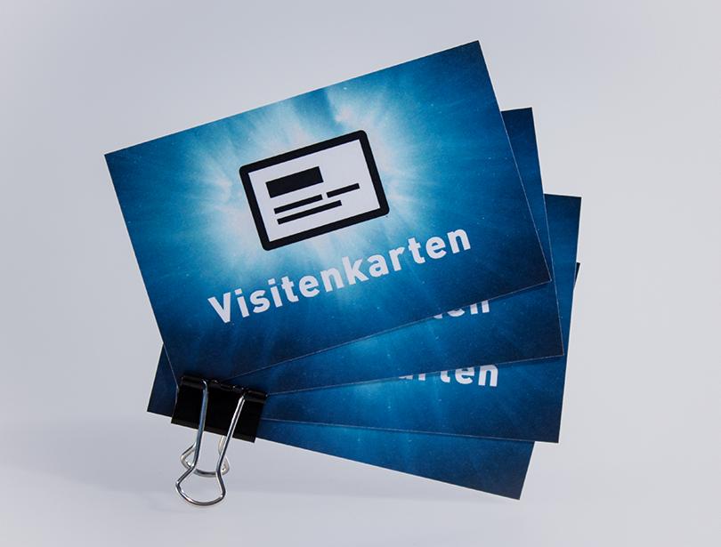 Visitenkarten Druckerei Ulm Neu Ulm Datadruck Gmbh
